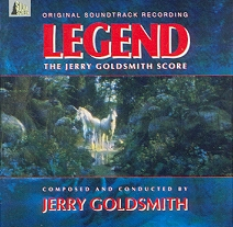 Legend - The Jerry Goldsmith Score